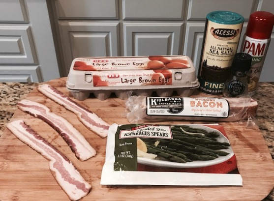 bacon cup ingredients