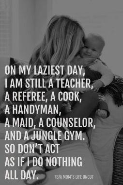 even on my laziest days