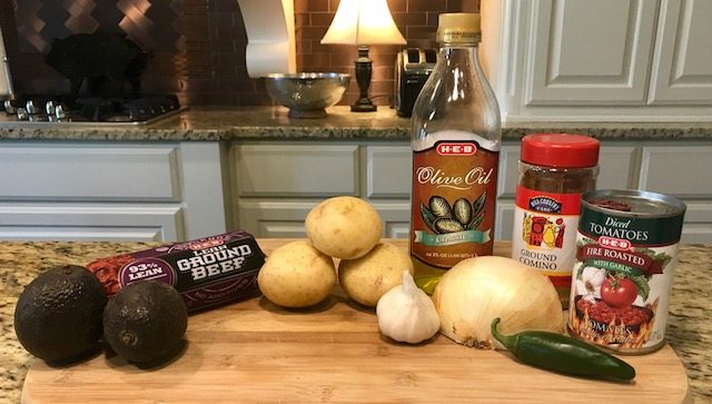 ingredients for pica