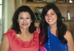 mom and blaine